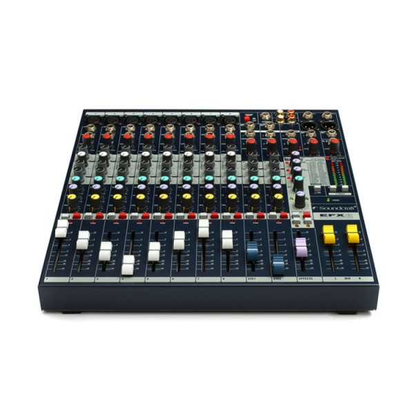 Mixcer Soundcraft EFX8